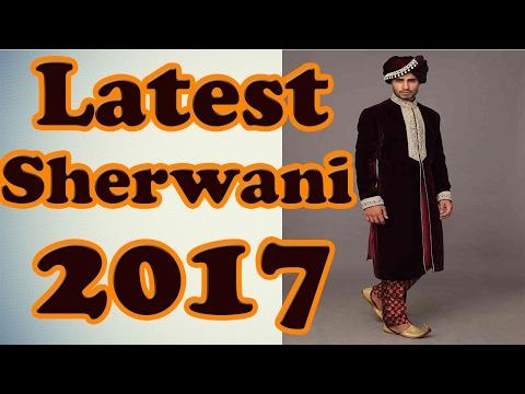 Tatest  sherwani 2017 collection +923037969399