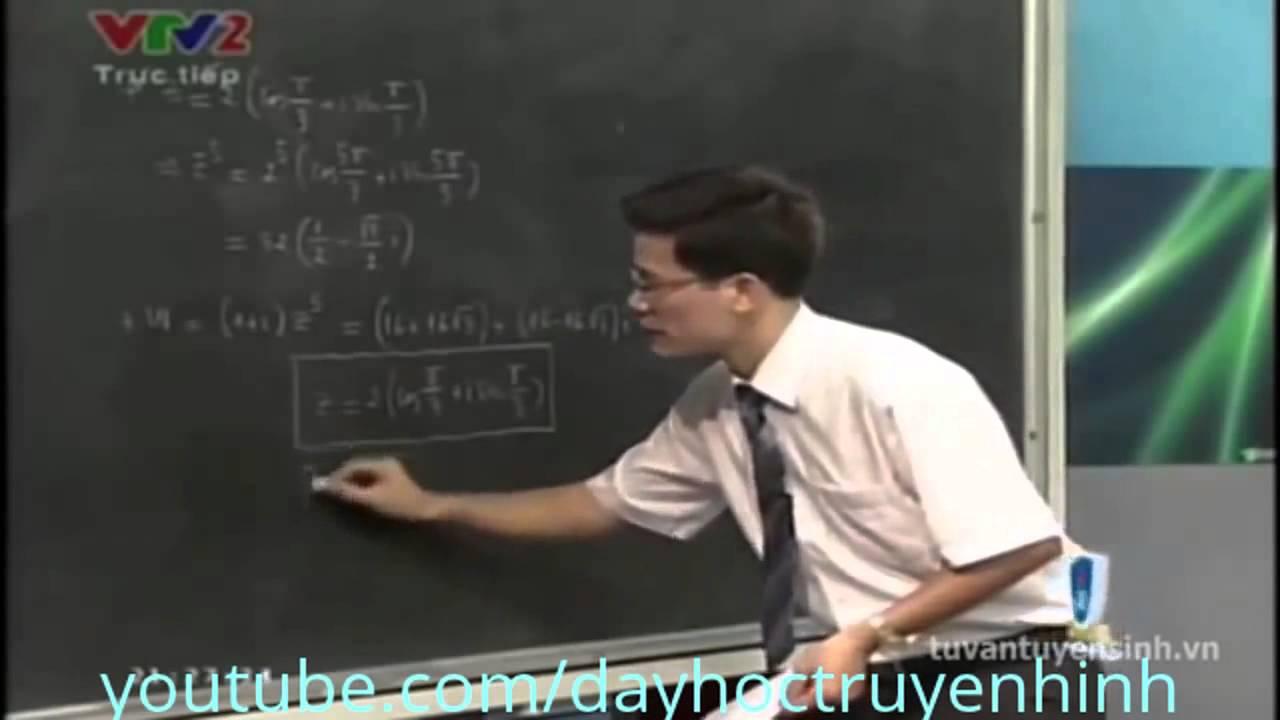 [Hướng dẫn] Giải đề thi ĐH môn toán Khối A 2013
