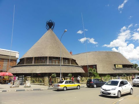 Maseru in Lesotho, travel, hotels, holiday, business, resorts, Basotho Hat shop