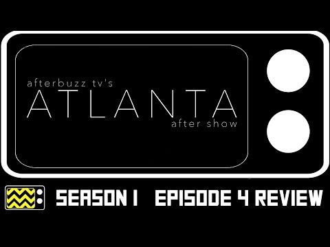 Atlanta Season 1 Episode 4  & After   AfterBuzz TV
