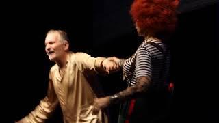 видео: Добронравов, Васильева, Сафонова в спектакле Ловушка для мужа
