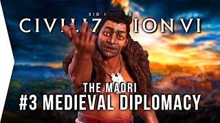 Let's Play Civ 6 Gathering Storm ► #3 Maori Diplomacy & World Congress - [Civilization VI Gameplay]