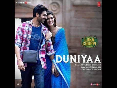 luka-chuppi-duniyaa-full-video-song-¦-kartik-aaryan-kriti-sanon-¦-akhil-¦-dhvani-b
