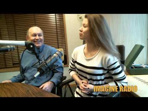 Весёлый Дилижанс на радио Imagine СПб - 01.04.16