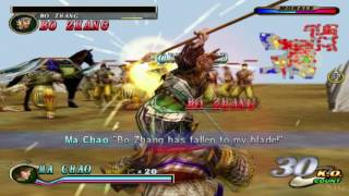 Dynasty Warriors 2 PS2 Gameplay HD (PCSX2)