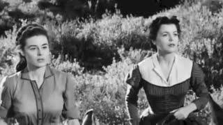 Escort West (1959)-Oak Park sequence