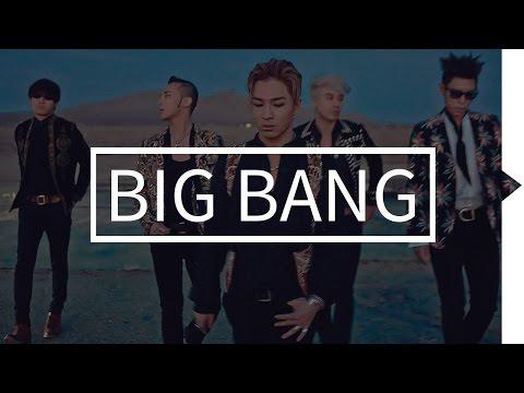 Big Bang Members Profile