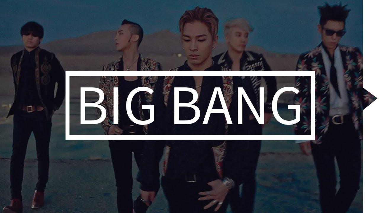 Big Bang Members Profile Youtube
