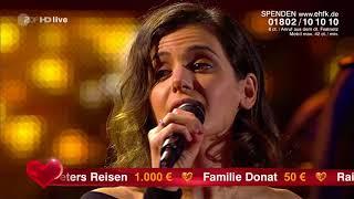 Download Peter Maffay & Katie Melua - 'Ich Wollte Nie Erwachsen Sein (Nessaja)' at ' Ein Herz für Kinder'
