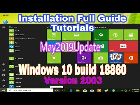 Download Windows 10 18875 20h1 18875 Iso Download X64 X86 Links