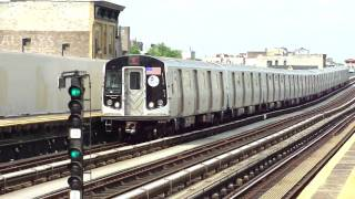 BMT Astoria Line:  39th-Beebe Aves