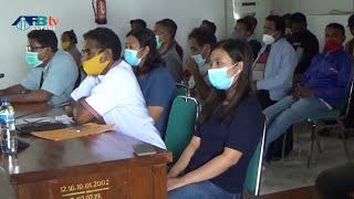 Pasien Covid Dipulangkan RSUD Tanpa Prokes, Warga Ngamuk & Ancam Bakar RSUD - Flores Timur