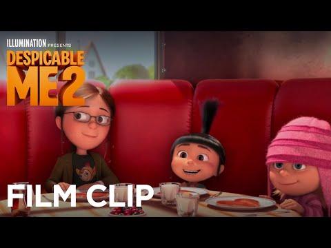 "Despicable Me 2 - Clip: ""Gru's Daughters"" - Illumination"
