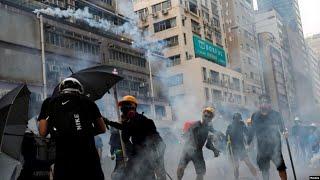 8/26 VOA卫视特别节目:香港风云 特别报道