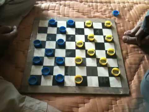 jeux dama maroc