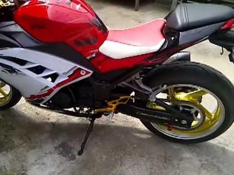 Ninja 250 FI ABS Special Edition Sempolan JEMBER