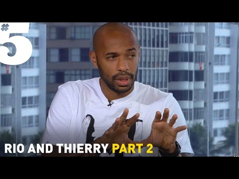 Henry: 'Suarez is the best striker in the world' | Rio & Thierry Part 2
