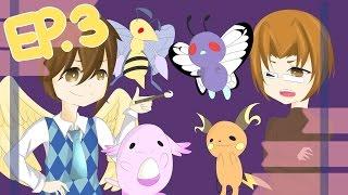 【堯の實況】跟法師來畫神奇寶貝【Draw Pokemon】EP3 — 各種亂來XD