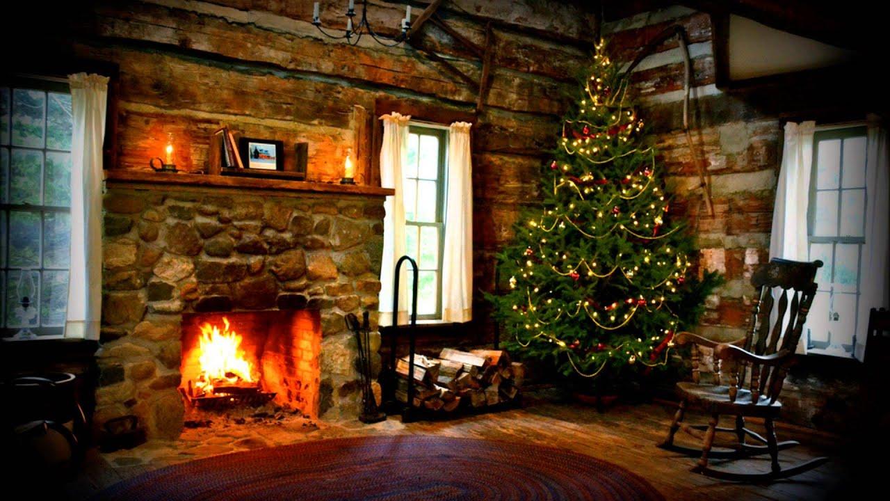 Christmas Music On Youtube.Youtube Fireplace With Christmas Music