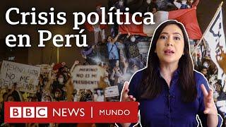 ¿Por qué han caído tantos presidentes en Perú?   BBC Mundo