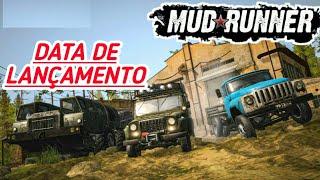 MUD*RUNNER- NOVO JOGO DE ATOLEIRO PARA ANDROID TRAILER, DATA DE LANÇAMENTO#quarentenagames