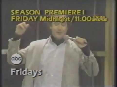 Fridays 1981 ABC Season Premiere Promo