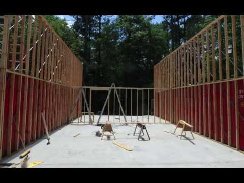 Shipping Container Barn Build Youtube