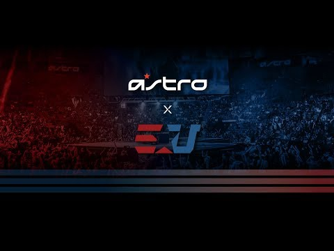 ASTRO x eUnited | Official Headset Partner
