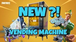 HACKERED FORTNITE!! FOUND THE VENDING MACHINE!