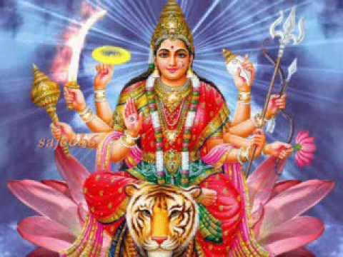 Aigiri Nandini  Mahishasura Mardini Stotram...