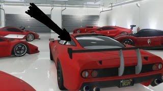 GLITCH : GUIDARE NEL GARAGE CON QUALSIASI AUTO/MOTO ! GTA 5 ONLINE ITA