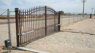 Dual Swing Gate Openers