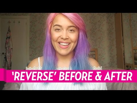 Body Blogger's Reveal of 'Reverse' Before and After Photos Go Viral