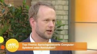ZDF - Digitale Assistenten und der Datenschutz - 19.6.2017