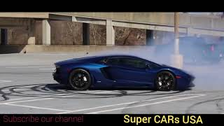 Best Super Cars DRIFTING Competition|| Super Cars Stunts|| Best Car Drifters