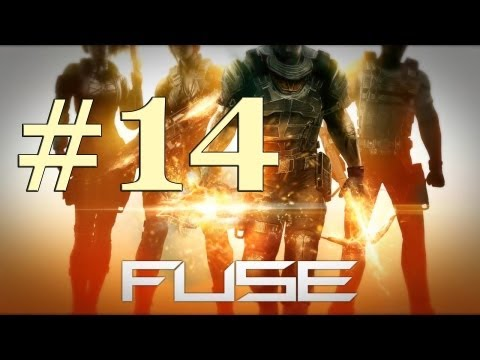 Lets Play FUSE Deutsch Part 14 German Walkthrough Gameplay 1080p