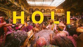 World's Craziest Festival (HOLI FESTIVAL in India)
