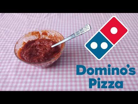 Pizza Sosu - Domates Sosu Nasıl Yapılır - Pizza Sosu Tarifi