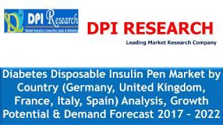 Europe Diabetes Disposable Insulin Pen Market :DPI Research