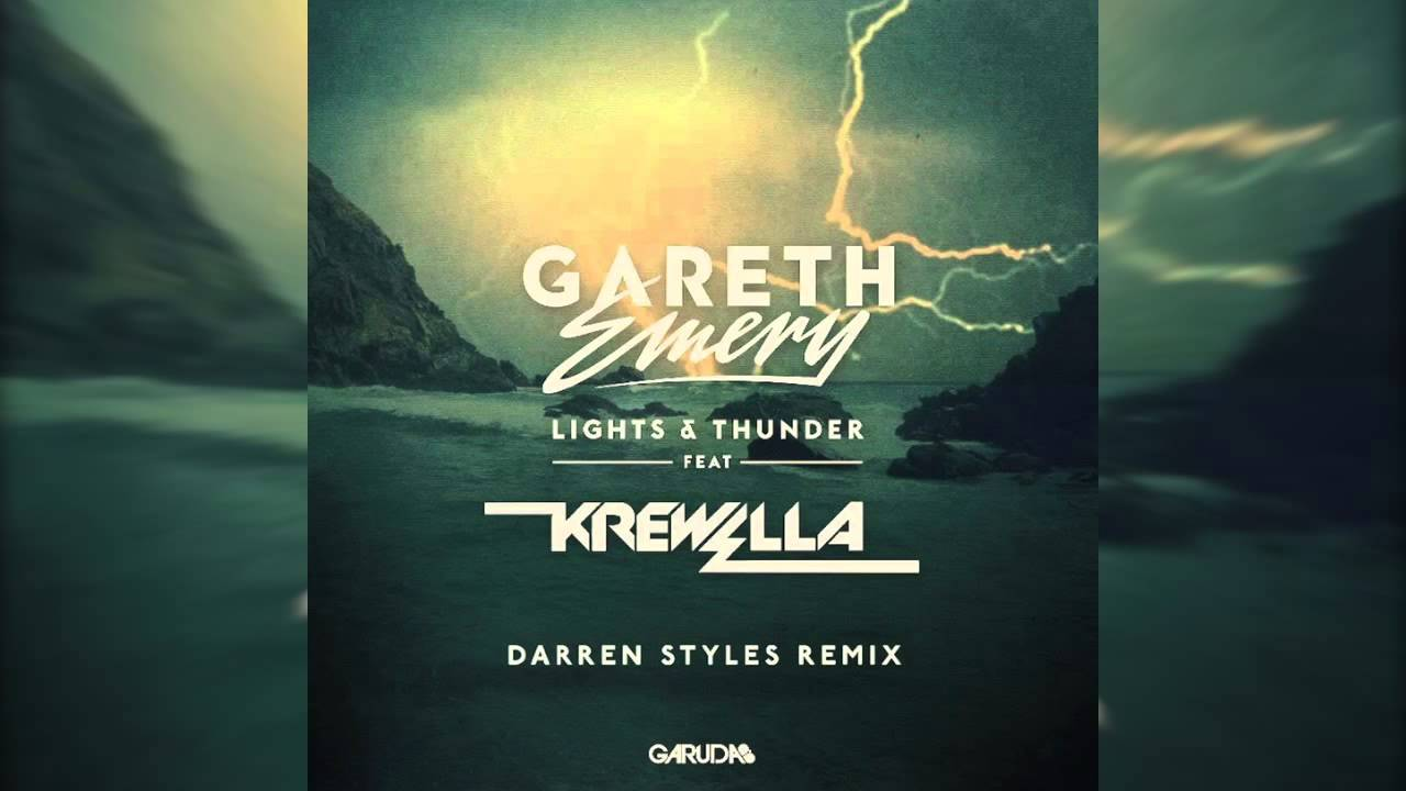 Gareth Emery Feat Krewella - Lights & Thunder (Darren ...