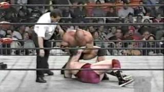 WCW Nitro: February 9th 1998: Goldberg vs. Steve Regal