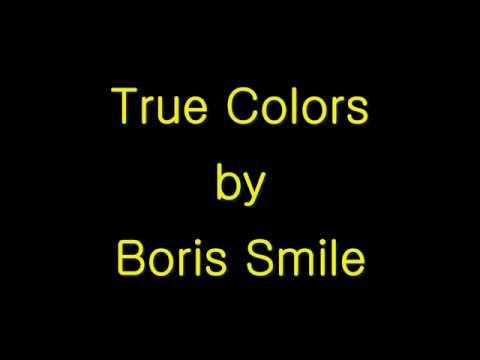 True Colors by Boris Smile Chords - Chordify