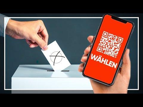 Elektronische Wahlen In Estland - Bald Auch In Deutschland? | Vorteile U. Nachteile