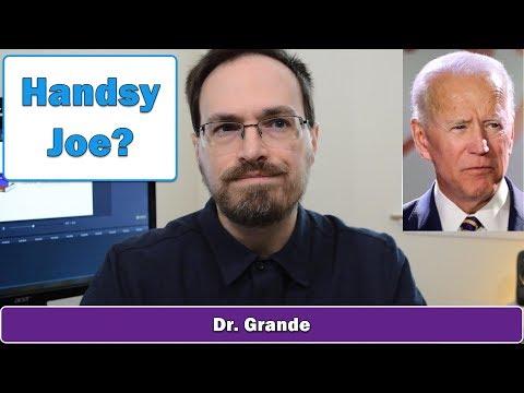 Has Joe Biden been too handsy? | Touchy-feely personality vs. behavior