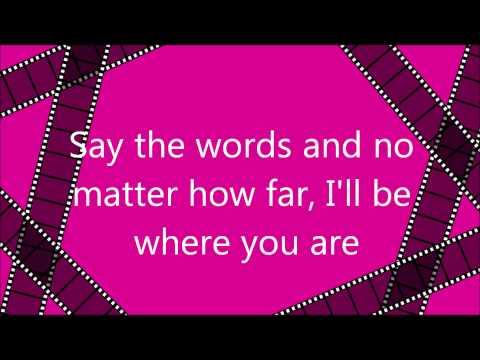 You Are - Atomic Kitten Lyrics
