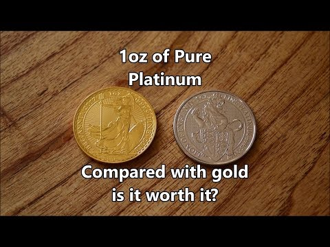Should we be buying Platinum - Why is it...