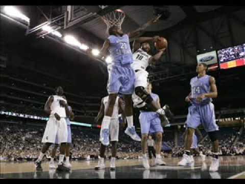 2009 NCAA Men's Basketball Finals: UNC Tar Heels vs Michigan State Spartans