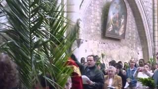 Procession Dimanche des Rameaux