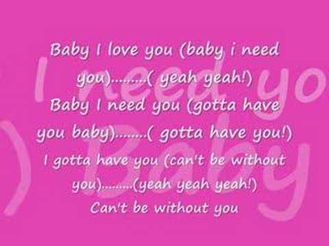 Baby I love u! Jennifer Lopex / L!nax