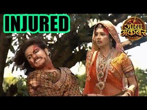 Jodha Akbar : OMG! Jodha and Jalal BADLY INJURED | 10th June 2014
